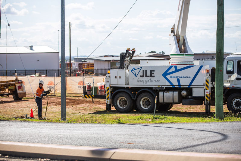Dubbo City Regional Airport - Power Upgrades