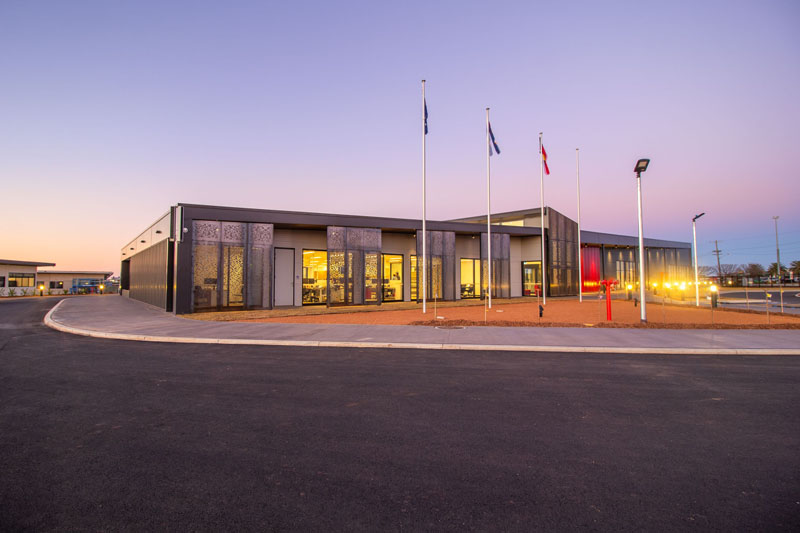 NSW Rural Fire Service - Training Academy, Dubbo NSW