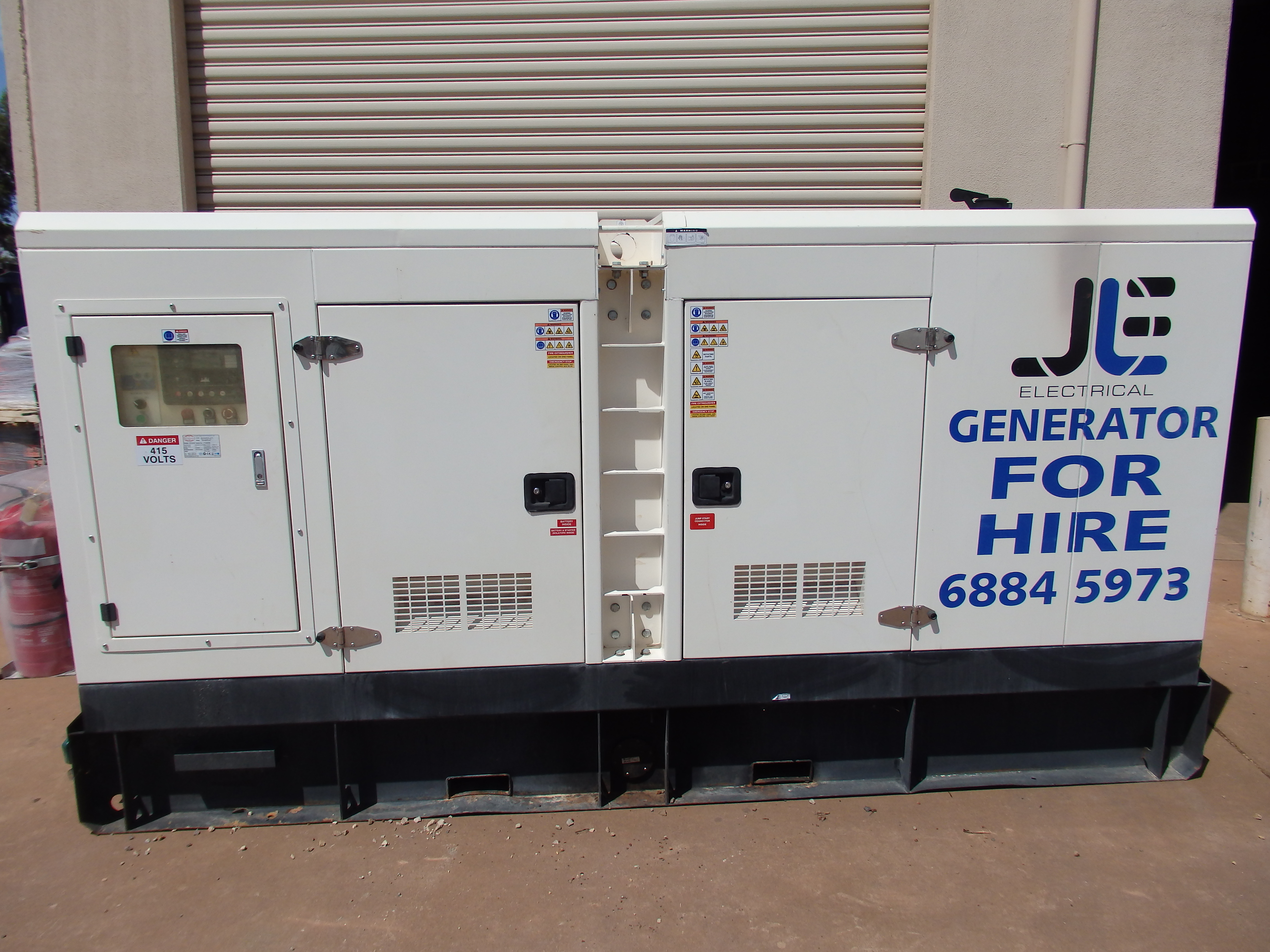 Generator Hire and Sales